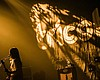 Japanese band Tricot performs a no-audience sho...
