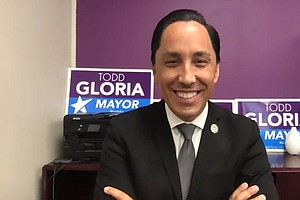 Photo for Mayor Todd Gloria Reveals Priorities For Federal Rescue Plan
