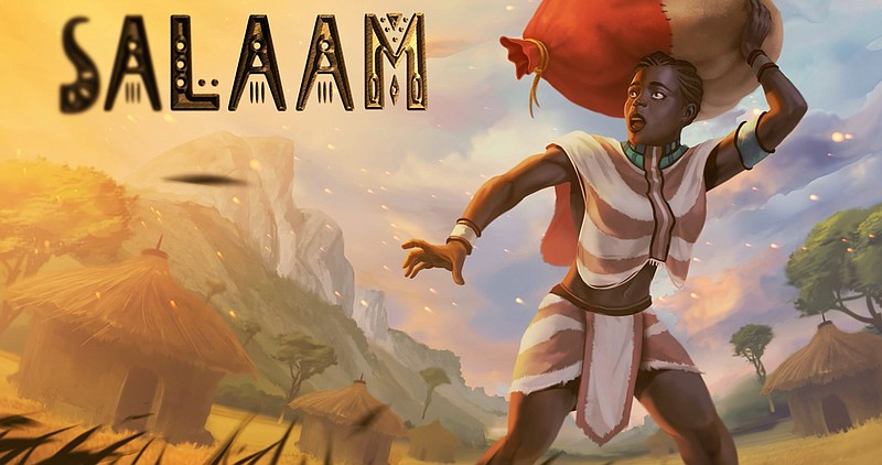 Salaam, a video game that's meant to encourage empathy and help refugees. Its...
