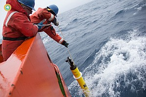 Photo for Robotic Floats Will Collect New Data On How Climate Change Is Affecting Our O...