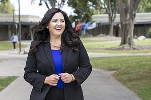 Photo for First Latina Supervisor Looks To Change The Face of San Diego Politics