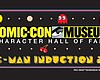 Pac-Man induction graphic released by Comic-Con...
