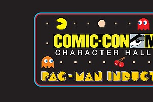 Photo for Pac-Man Chosen As Newest Inductee To Comic-Con Museum's Character Hall Of Fame
