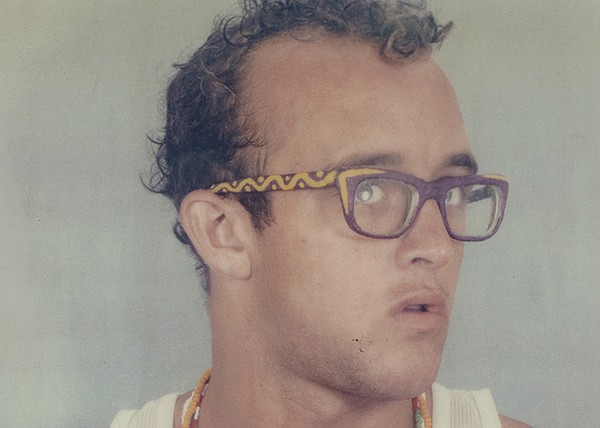 Keith Haring (undated photo)