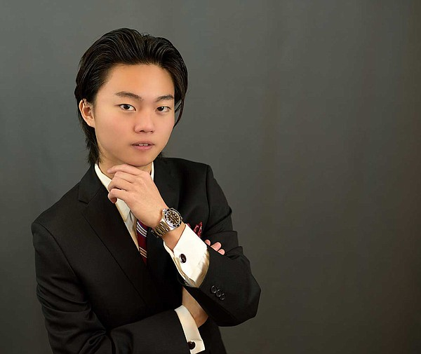 The San Diego Symphony will feature pianist Ray Ushikubo ...
