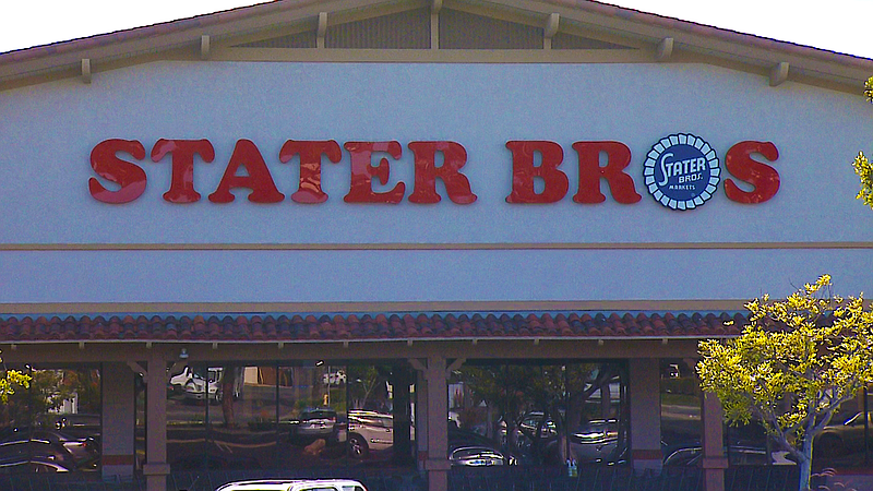 A Stater Bros. Markets in Rancho Peñasquitos continues to serve shoppers as a...