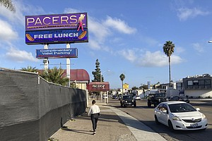Photo for San Diego To Fight Ruling Letting Strip Clubs Stay Open
