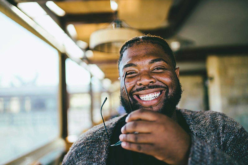 Lamar Perry is The Old Globe's artistic associate and cohost of a new podcast...