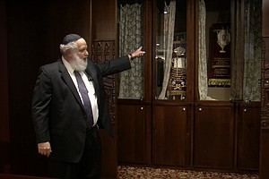 Photo for Pandemic Profile: Carlsbad Rabbi On How He, His Congregation Are Surviving CO...