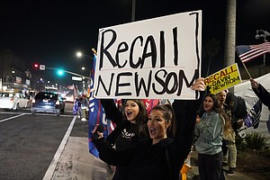 Photo for With His Star Dimmed, Gov. Gavin Newsom Could Face Recall