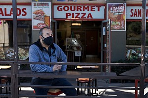 Photo for Border, Pandemic Restrictions Hitting San Ysidro Businesses Hard