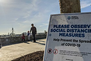 Photo for San Diego County Reports 3,132 New COVID-19 Infections, No New Deaths