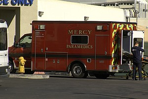 Photo for Ambulance Diversion Policy Announced To Help Overburdened San Diego Hospitals
