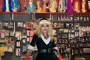 Photo for Pandemic Profile: During COVID-19, San Diego Drag Queens Search For Ways To K...