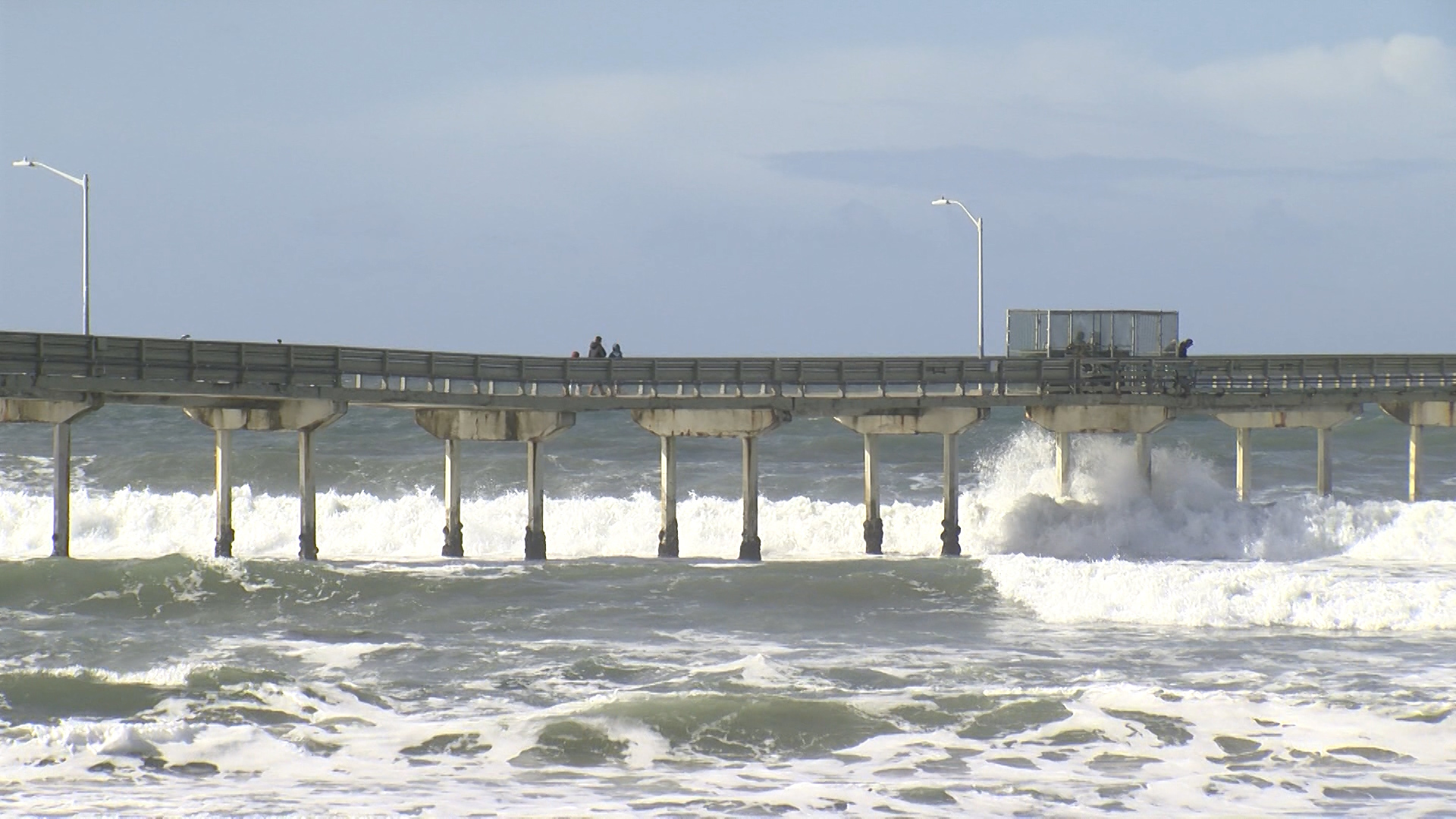 Beloved Ocean Beach Pier Faces Uncertain Future