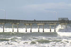Ocean Beach Pier Will Partially Reopen After Repairs, Possibly This Summer