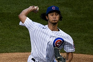 Photo for Padres Acquire Pitcher Yu Darvish In blockbuster Trade With Cubs