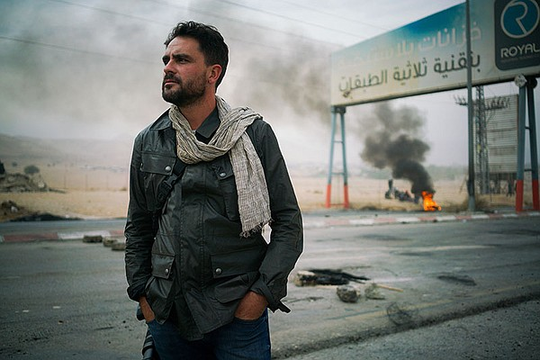 In ARABIA WITH LEVISON WOOD, the military-trained writer ...