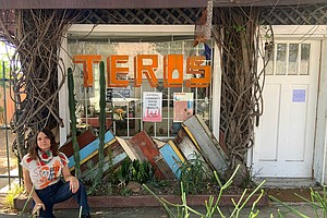 Photo for Closed Doors, 'New Suns' For Teros Gallery