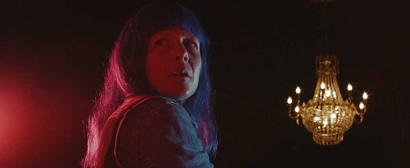 Arabella Harrison is Sally, the lead singer of the fictional band Xenos in Be...