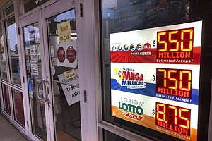 Photo for $2.7-Million-Plus Powerball Lottery Ticket Sold in San Diego