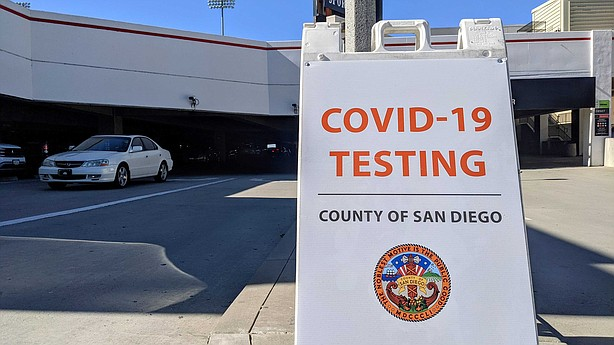 Photo for San Diego County Looks To Increase Testing Capacity With ...