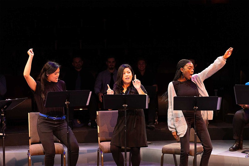 In the 2019 installment of The Old Globe's Powers New Voices Festival, Reanne...