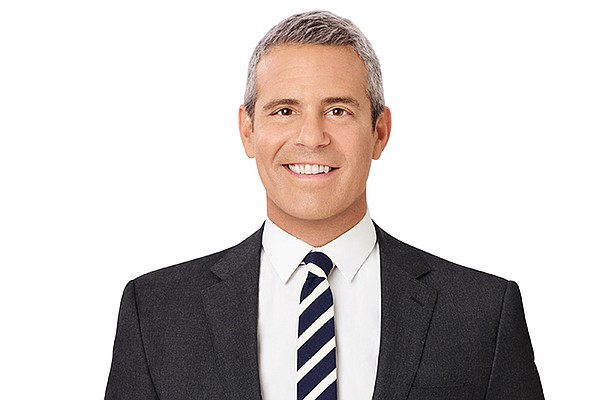 Media personality Andy Cohen