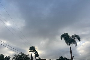 Second Of Three Storms Expected In San Diego County Sunday Night