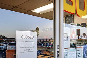 Photo for California Jobless Rate Edges Up Amid 52,000 Lost Jobs