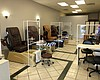 The interior of London Nail Spa in Point Loma i...