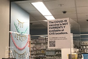 Photo for Hospitalizations Continue Descent As County Reports 1,670 New COVID-19 Cases