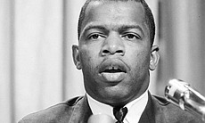 John Lewis served in the United States House of...