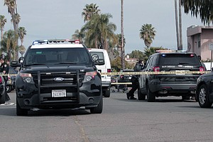 Photo for San Diego Police Grapple With Six-Month Surge Of Violent Crime