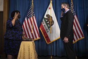 Photo for Newsom Names June 8 For Special Election To Fill Shirley Weber's Seat