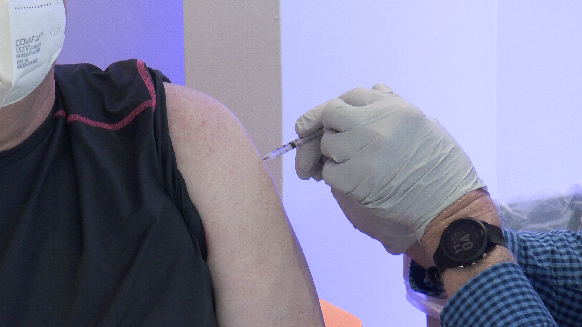 San Diego Doctor Applauds State's Vaccine Order