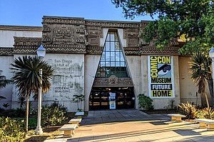 Photo for Roddenberry Foundation Donates $100,000 For Comic-Con Museum To Boldly Open