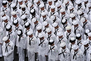 Photo for Task Force Report Looks At Discriminations In Navy's Ranks
