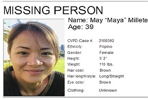 Photo for Police Seek Tips In Disappearance Of South Bay Mother Of Three