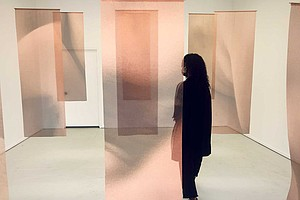 Photo for Amel Janae's Immersive Work Obscures  — And Reveals — The Body