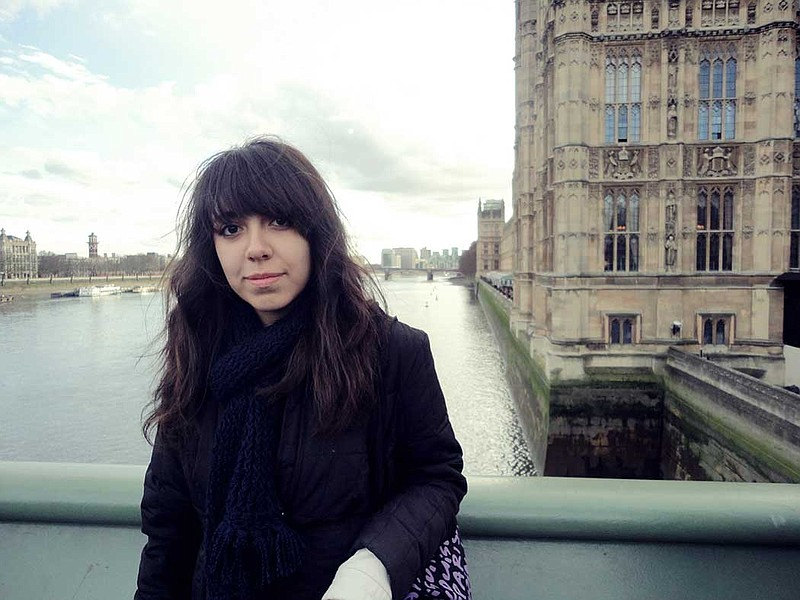 Composer Andrea Isabel González wrote a new work and accompanying video for t...