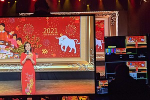 Photo for Lunar New Year Celebrations Go Virtual In San Diego