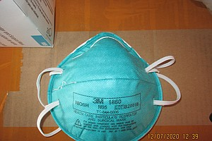 Photo for US Government Seizes Over 10M Phony N95 Masks In COVID-19 Probe