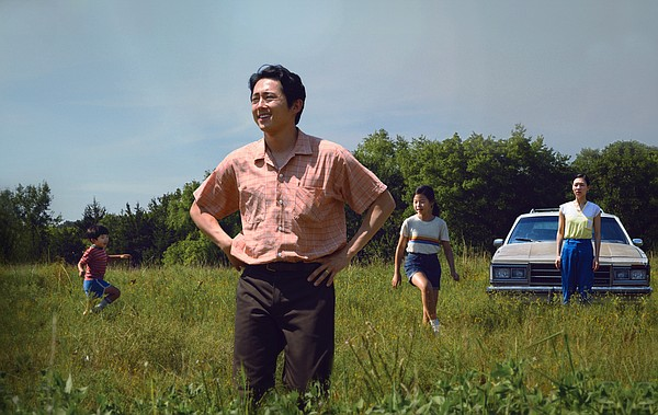 Steven Yuen plays Jacob Yi, a man who moves his family to...