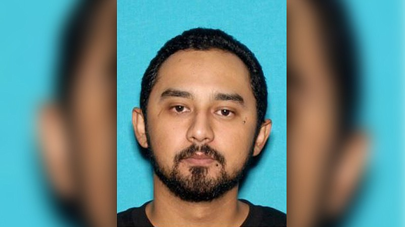 Anastasio Rosas Jr. in an undated photo released by the Escondido Police Depa...