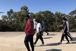 Photo for City Heights Group Blazes Path For Young Black Men Stuck Inside During Pandemic