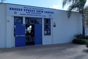 Oceanside City Council Sinks Proposal To Close Brooks Street Pool