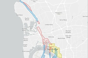 State Releases New Fault Line Maps, Shaking Up San Diego City Zoning