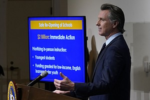 California Revenues Soar As Rich Get Richer During Pandemic
