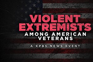 Photo for Midday Edition Special: Confronting Extremism Among America's Veterans